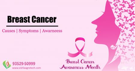Breast Cancer- Symptoms and Causes