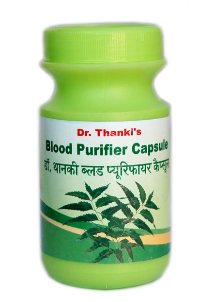 Dr. Thankis Blood Purifier capsule