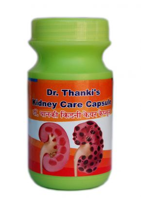 Dr Thankis Kidney Care Capsule
