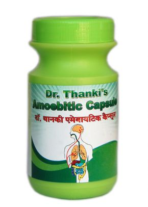 Dr Thankis Amoebitic Capsule