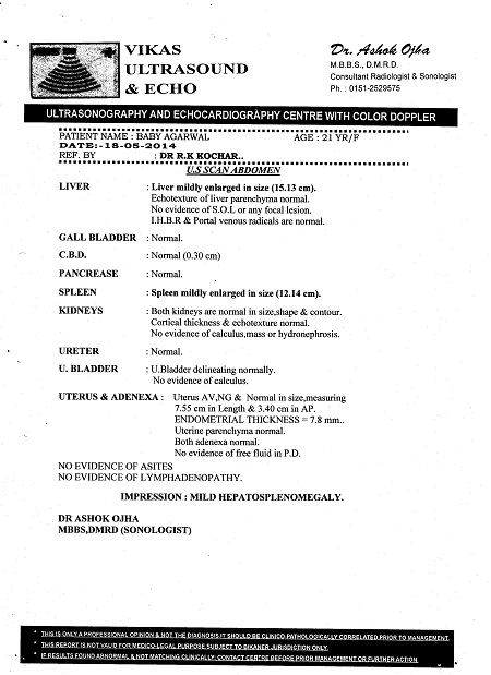 BABY-AGARWAL-21Yrs-Bicornuate-uterus-patient-treatment-report-11
