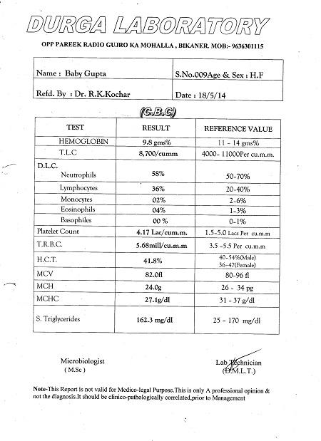 BABY-AGARWAL-21Yrs-Bicornuate-uterus-patient-treatment-report-12