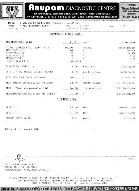 BABY-AGARWAL-21Yrs-Bicornuate-uterus-patient-treatment-report-15