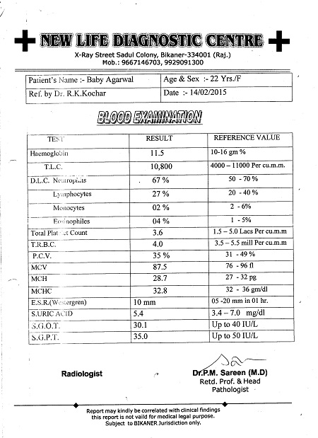 BABY-AGARWAL-21Yrs-Bicornuate-uterus-patient-treatment-report-7
