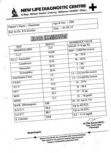 HANUMAN-PRASAD-SHARMA-45Yrs-Chronicle-Disease-Miracleous-Naaru-Bala-patient-report-2