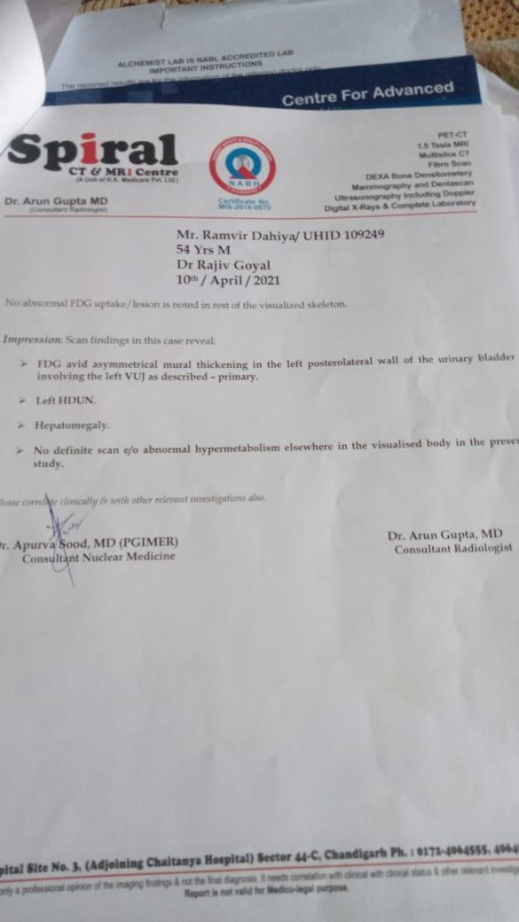 Ramveer-singh-Dahiya-Urinary-bladder-cancer-patient-treatment-009