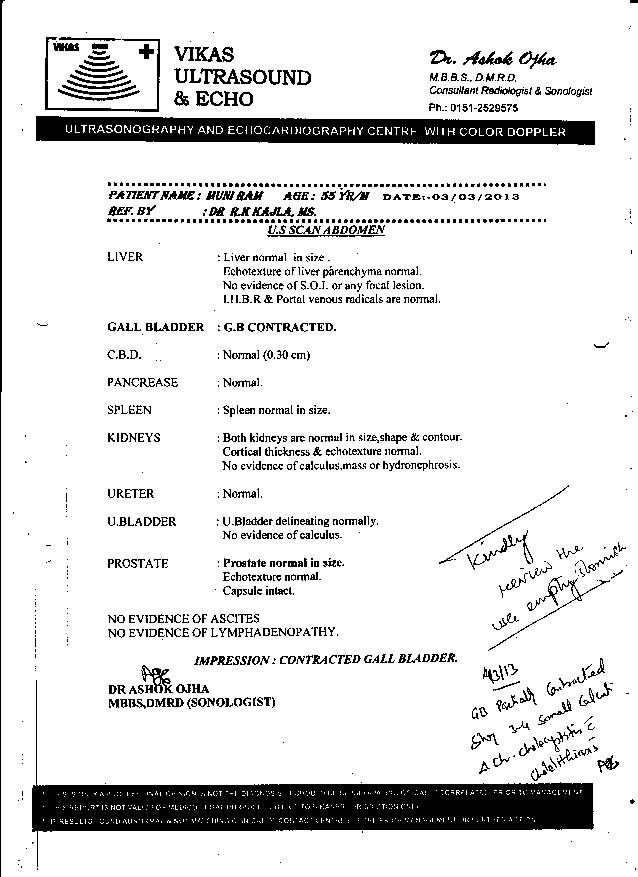 MUNI-RAM-GODARA-55yrs-gall-bladder-stone-treatment-reports-2