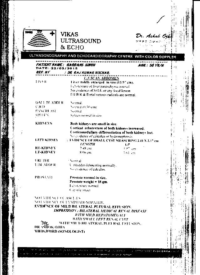 HARBANS-SINGH-Kidney-Failure-patient-treatment-report-2