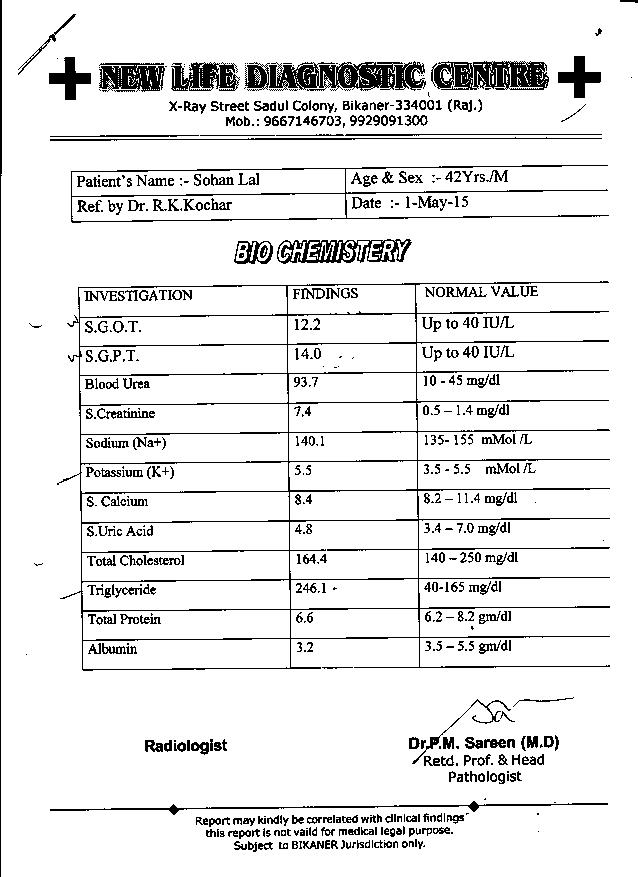 SOHAN-LAL-SUTHAR-43Years-Kidney-Failure-Treatment-3