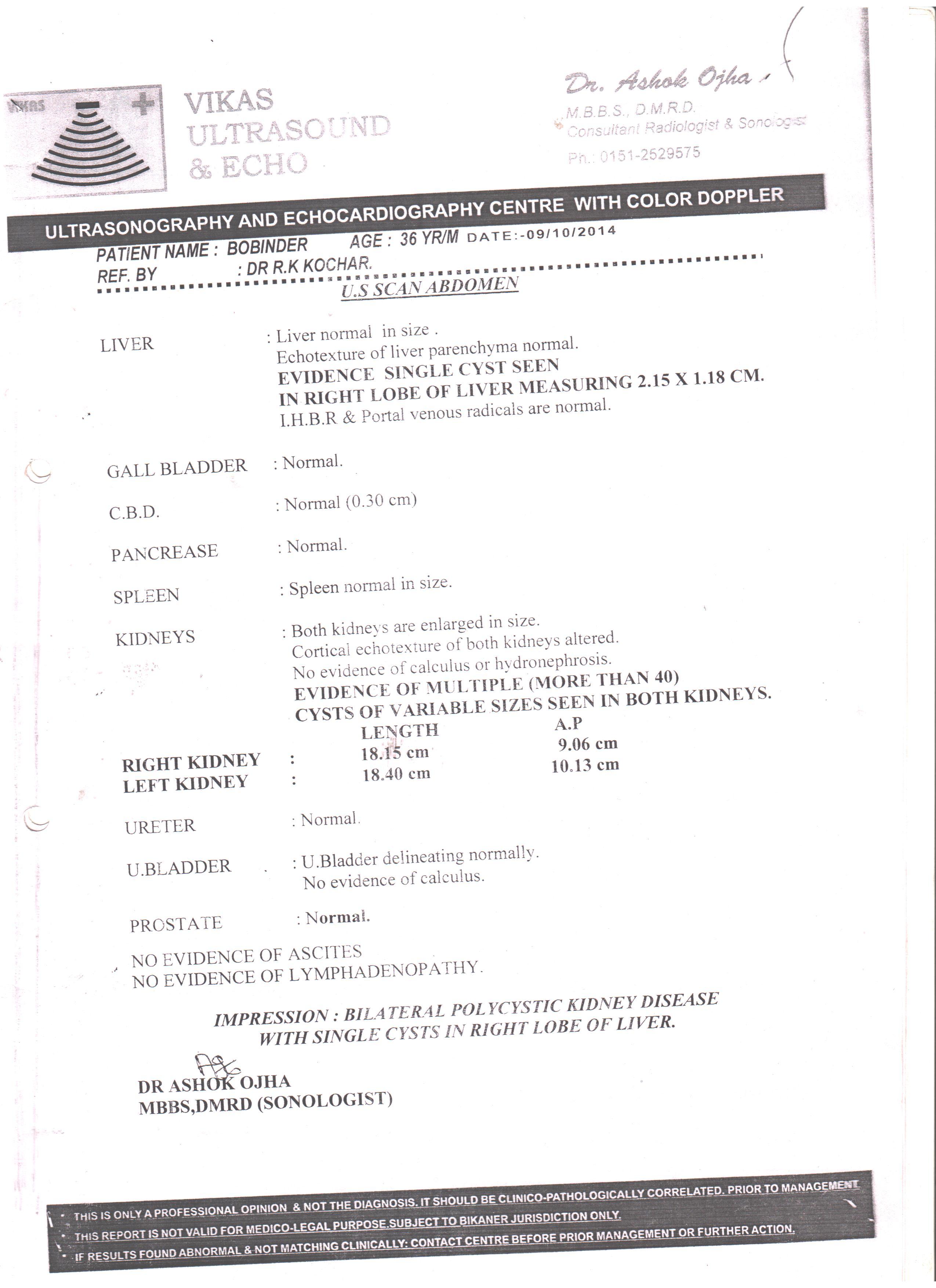 BOBINDER-MANN-38-Years-KIDNEY-FAILURE-PKD-treatment-report-1