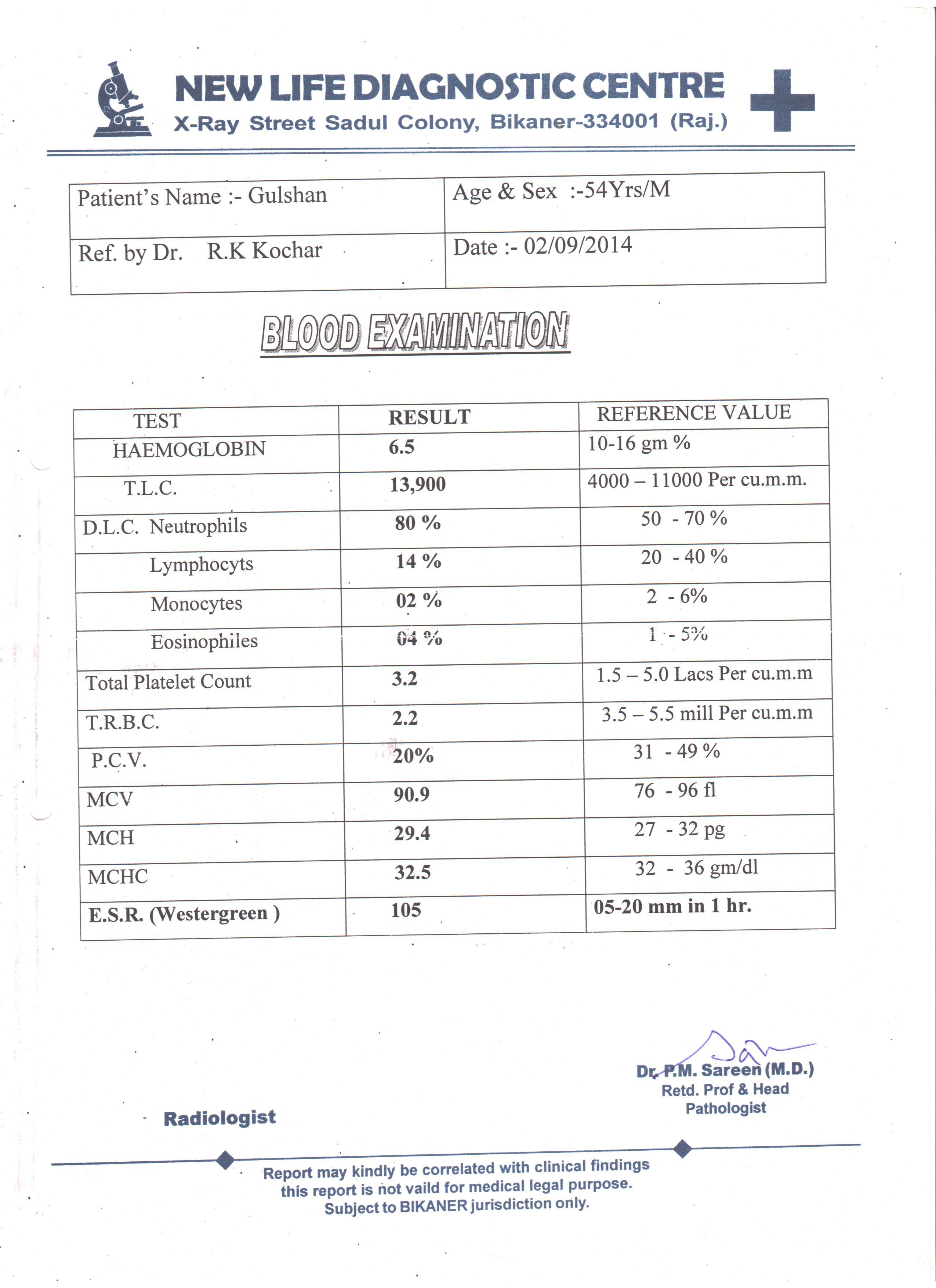 GULSHAN-KUMAR-54-Years-KIDNEY-FAILURE-patient-treatment-report-3