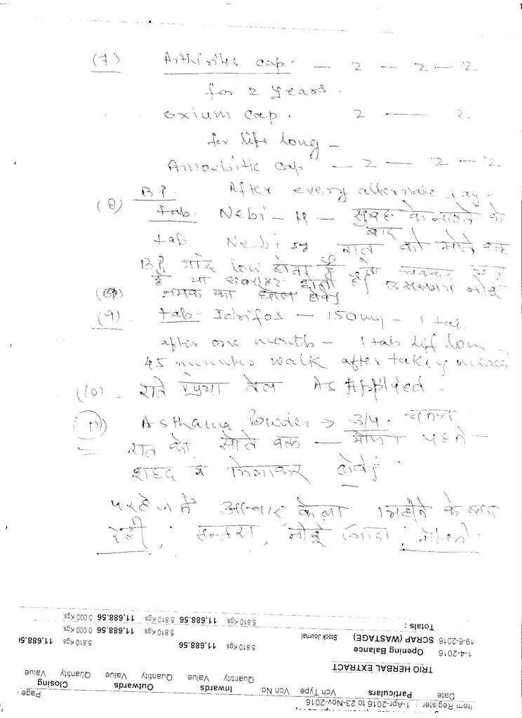SEEMA-GUPTA-51yrs-Daibetic-and-Leucoria-Treatment-7