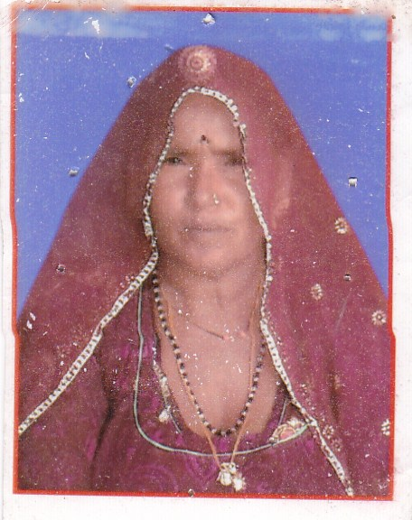 KANWARI DEVI-52yrs-ovarian cancer