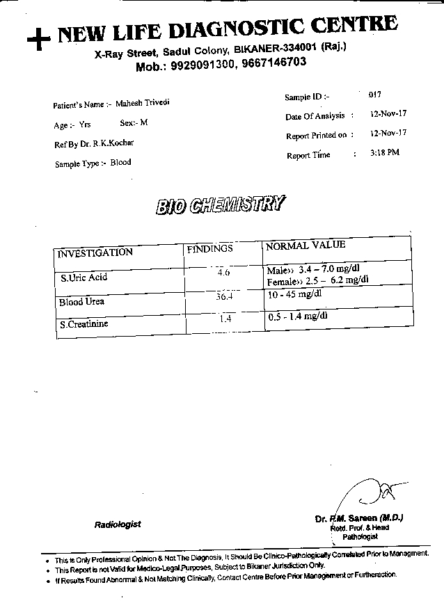 Mahesh-Trivedi-61Yrs-Urinary-Bladder-Carcinoma-PKD-Patient-Report-6