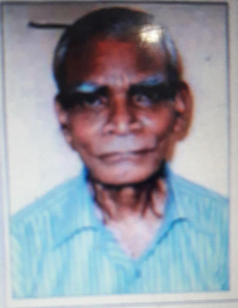 R M GOPAL RAO – 82years-Supraglottic carcinoma