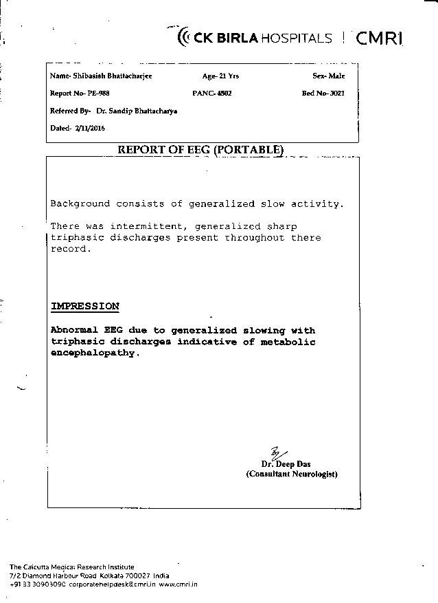 Shivasish-Bhattacharjee-21yrs-CKD-CRF-Treatment-16