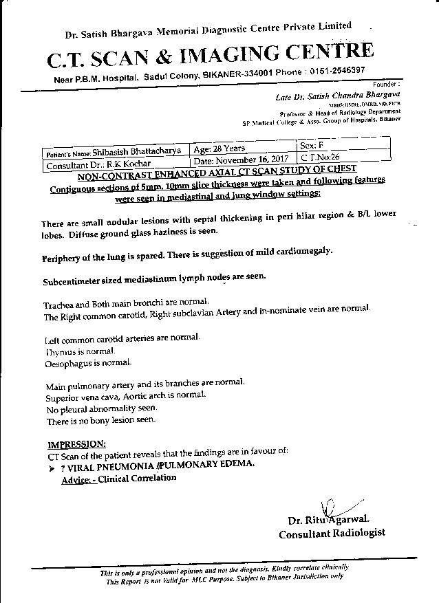 Shivasish-Bhattacharjee-21yrs-CKD-CRF-Treatment-9