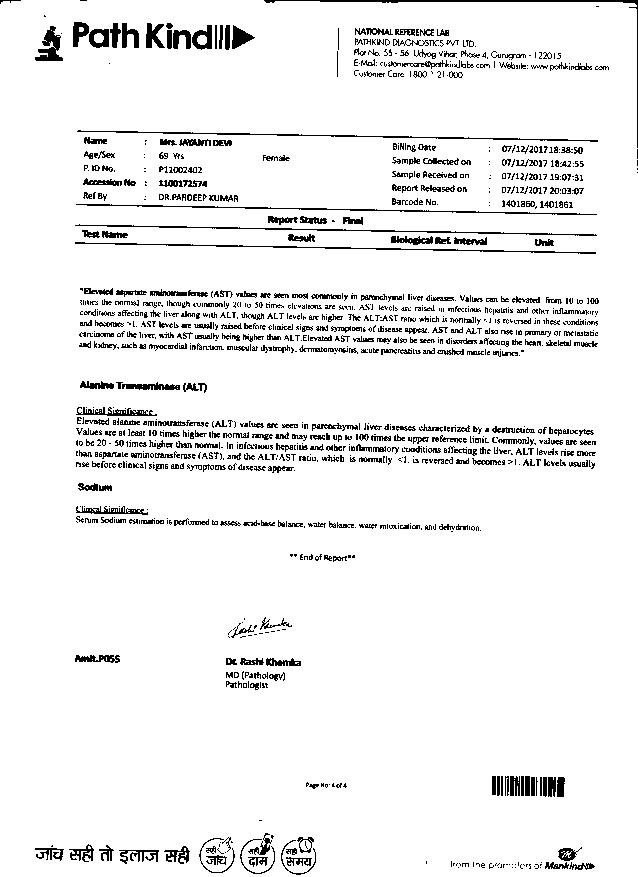 Jyanti-devi-59yrs-CKD-PKD-Kidney-failure-patient-treatment-report-5