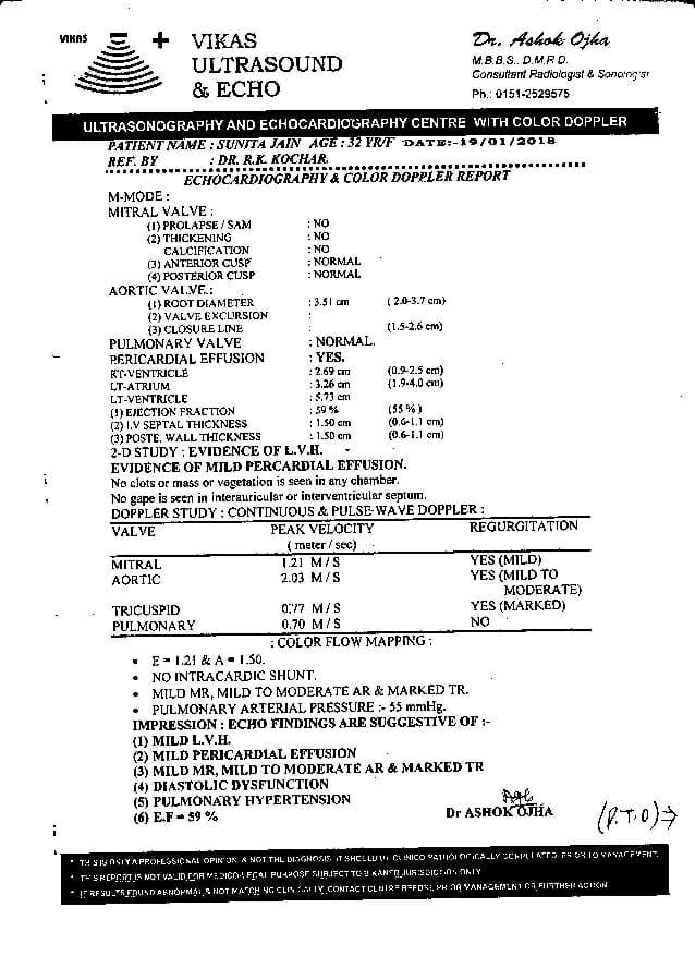 Sunita-Jain-32yrs-CKD-CRF-Kidney-Failure-Treatment-5