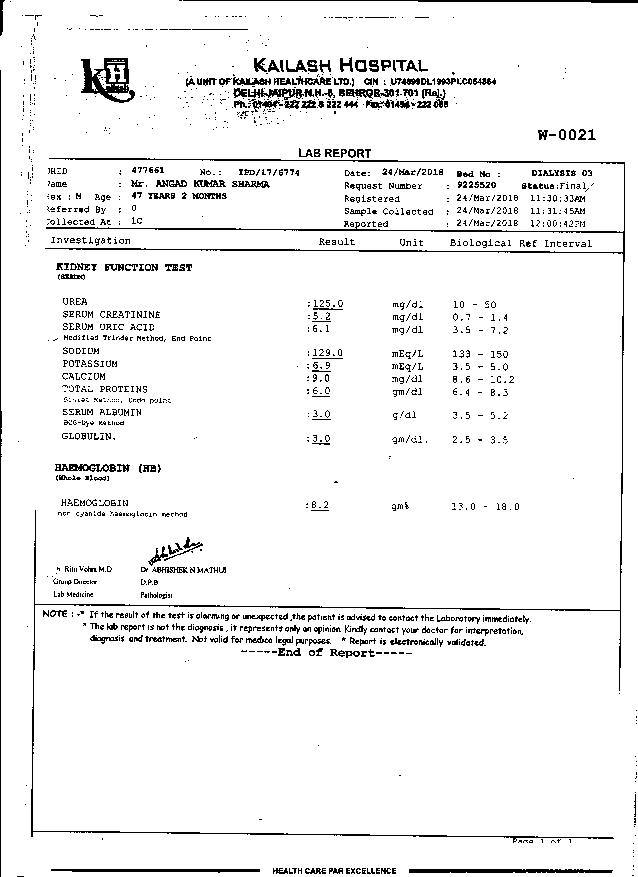 angad-kumar-sharma-CKD-Kidney-Failure-Renal-Failure-Report