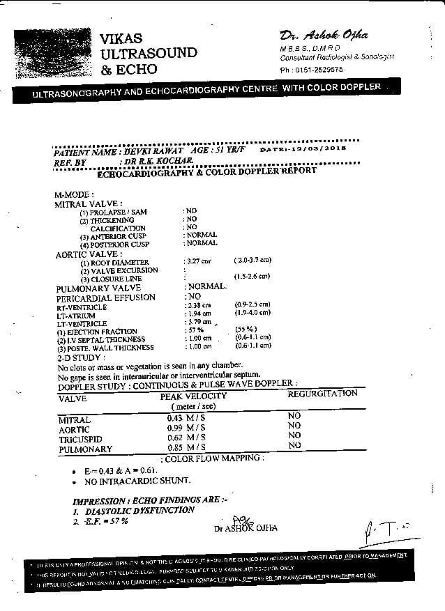 Devki-Rawat-51yrs-Ovarian-cancer-Thyroid-Leucoria-patient-treatment-report-15