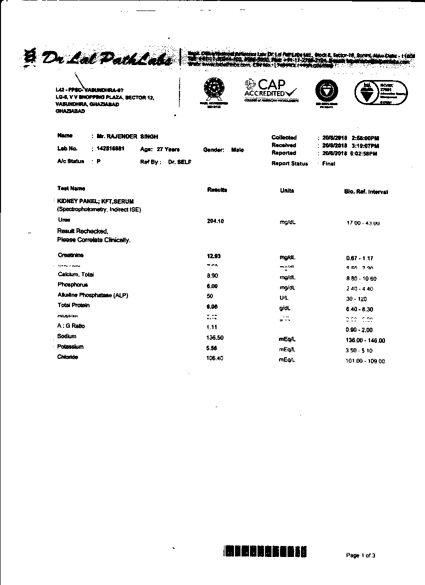 Rajendra-singh-28yrs-CKD-KIDNEY-Patient-Treatment-15
